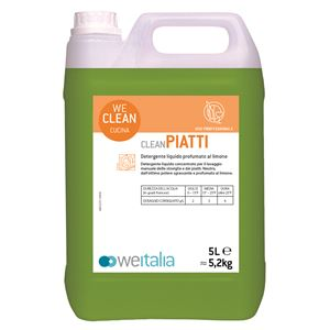 Picture of CLEAN PIATTI 2X5LT WIT400119
