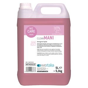 Picture of CLEAN MANI SAPONE 2X5L WIT400132