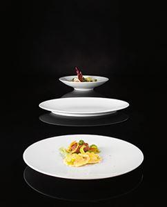 Picture of PROMO COUP FINE DINING PIATTINO PIANO cm 21,5 SLT M5380/21,5