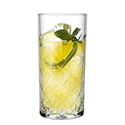 Immagine di TIMELESS LOG DRINK cl 45 BICCHIERE VETRO